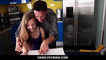 dad daughter italian Bound and gagged femdom