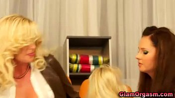 euro tribbing lesbian close up Busty blonde tit fucking and cock fucked
