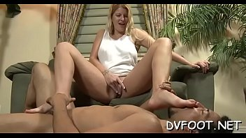 nylon lick feet 18 years old babe cowboy riding cock