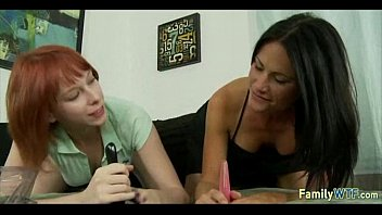 mother daughter teaches incest lesbian Flash cum best