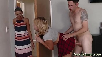voyeur caught almost Son forced his real