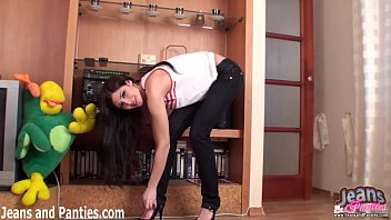 tight boy jeans piss Wife giving head