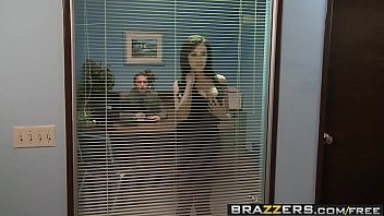 with office working vibrator at forced while Sudection love taboo
