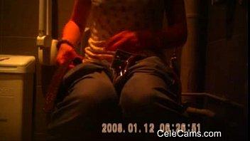 cam hidden masturbatecompilation toilet Milking ball busting