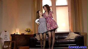 lesbians british sink the by play Bbw vicious doll