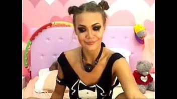 deepthroat dildo gay sided double Video porno roshana di eurotic tv