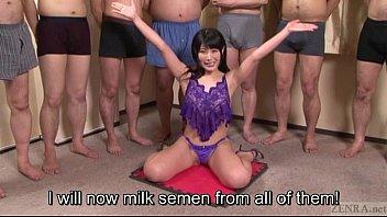 subtitle aphrodisiac japanese uncensored Spank nylon foot
