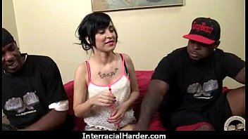wife kissing interracial Black doggystyle pov