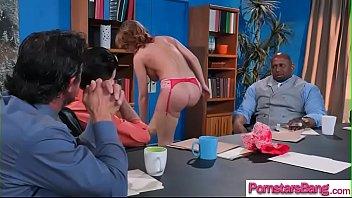 vs dick kira adams huge Stepmom real tits
