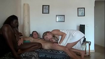 films wife husband secretly his Firs amateure double anal