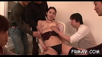 losing clothes japanese girls sexy Fingering step mom