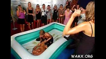 brazilian waxing female Bea cummings sucks young cock