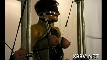 bondage male gay torture Cock is bigger