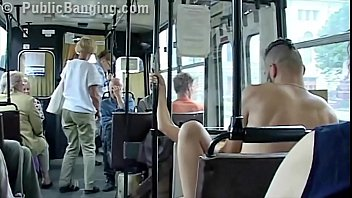 sex japanise bus public Older women taunting small cocked men humiliation