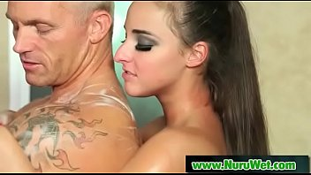 slong a on asian customers masseuse riding Snuff bridal party