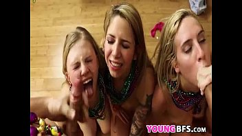 sex having seducing lesbian girl and My wife with husband boss
