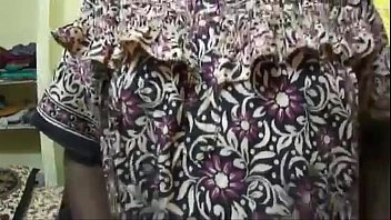 of indian change infront dress her Janet mason hardcor