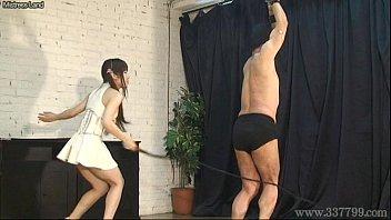 cut slave cork mistress male off Acoso tren 1