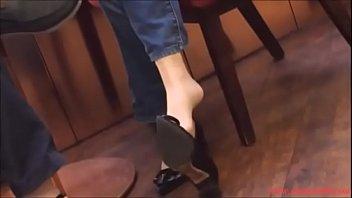 fuck shoe nylon Gitanas danando gostosa