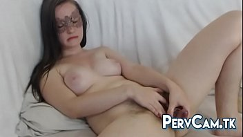hairy chut american Scarlettes ass got the fattest nut ever