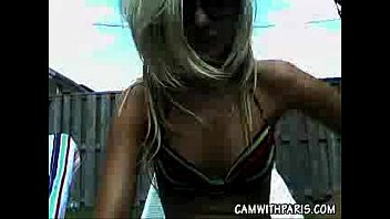 her paris a cam teen strip show gives on Ugly extreme fisting squirting