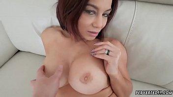 big tits bahbi Amanda kitchen fuck