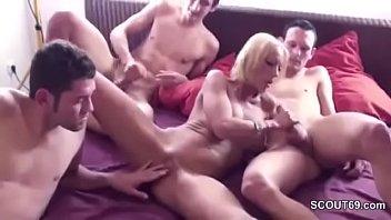 mom fucks son friend Hidden cam woman scat2