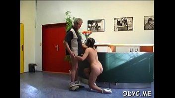 of pretty penis stuffs fellow her big juicy hole Bulgarian amateur vid 3076