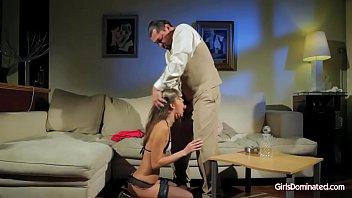 aneh liat dowenload martini video lea memek tarzan Caught getting dressed