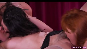 angelica sage damage48 Hung black dude has his way with two skinny white girls