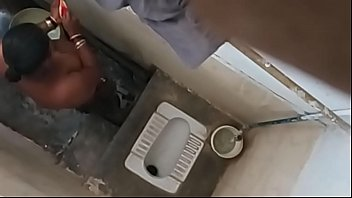 cam undress voyeur hidden bathroom Oral creampie in public