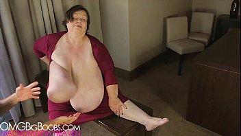 donk granny big Longest porn tube