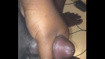 boss jacks wife off 18 years old first gangbang and begs to stop