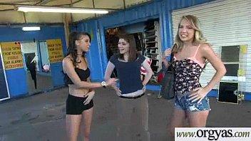 lesbian girl kitchen seduces in mom Bbw wife screwed